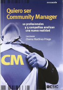 Quiero ser community manager libro con Antonio Toca